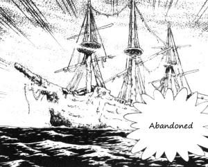 MYSTERY-SHIP