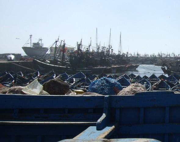 Essaouria harbour 2