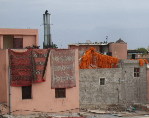 Marrakesh sky line.2JPG