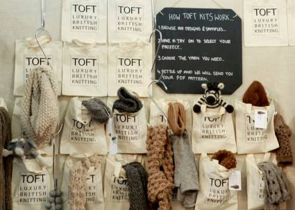 Toft Knitting &Stitching