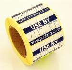 Use by date roll